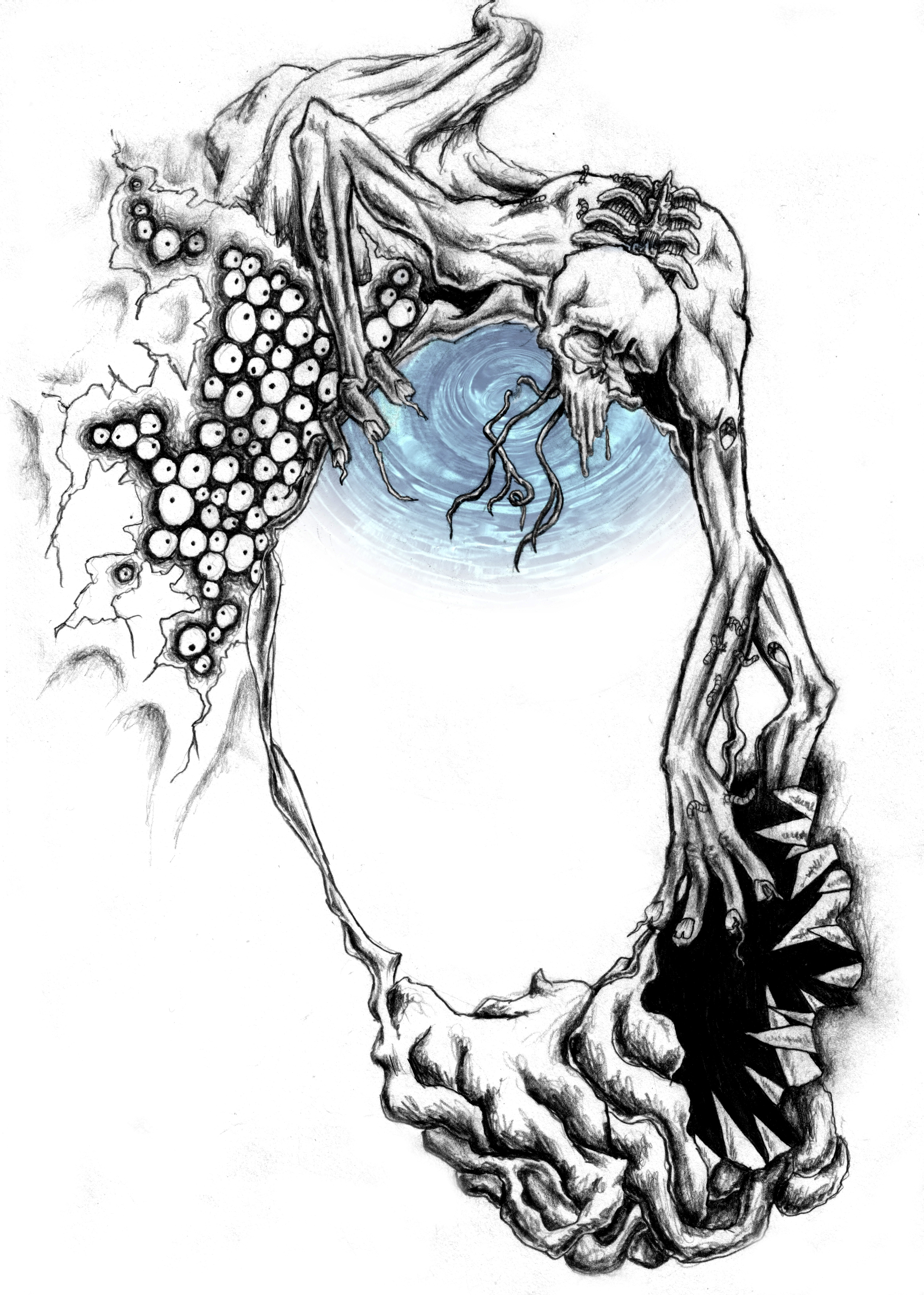 Ghoul Mirror